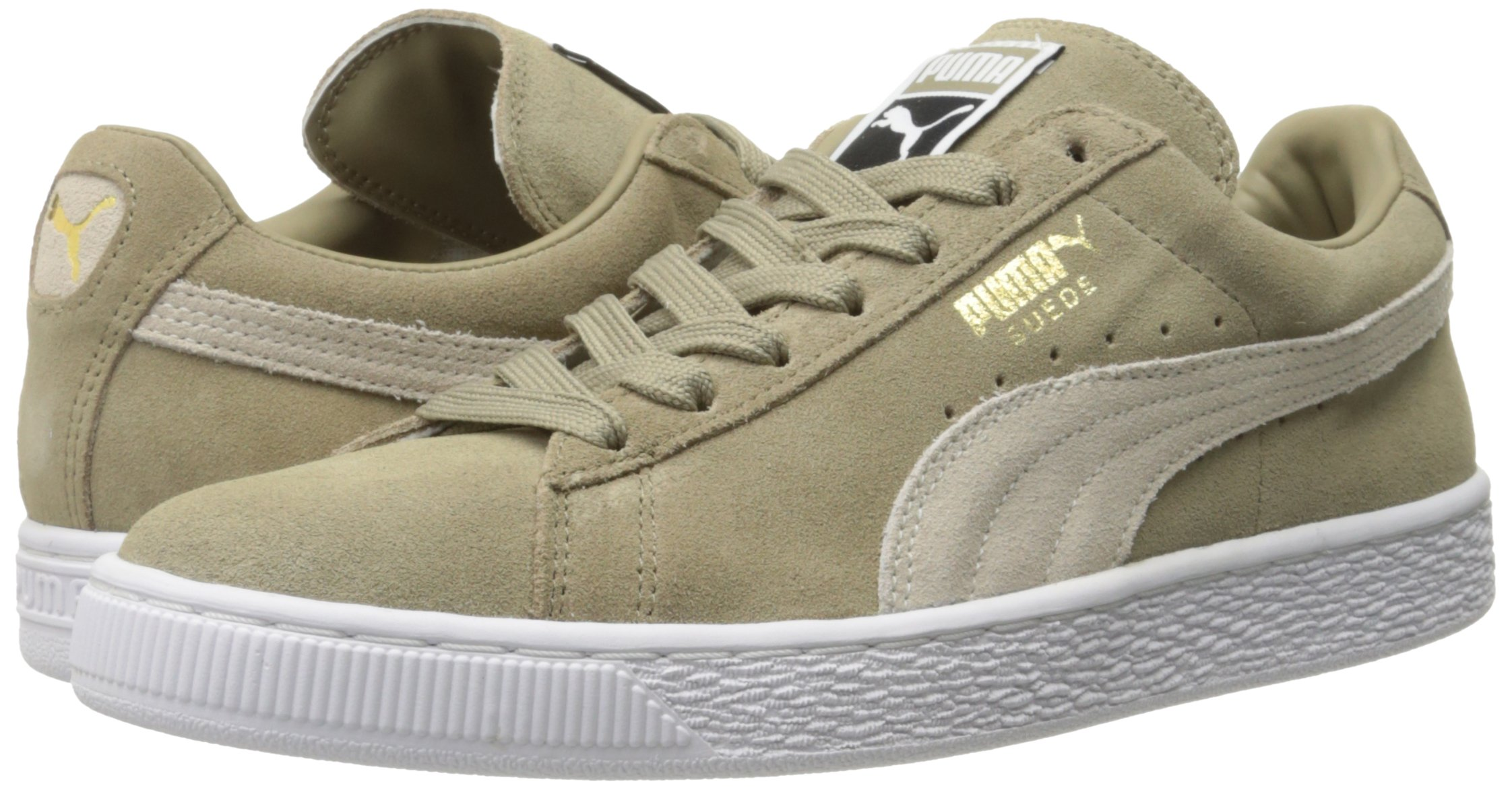 PUMA Men's Suede Classic + Fashion Sneaker - SUEDE CLASSIC +-M < Fashion  Sneakers < Clothing, Shoes & Jewelry - TIBS
