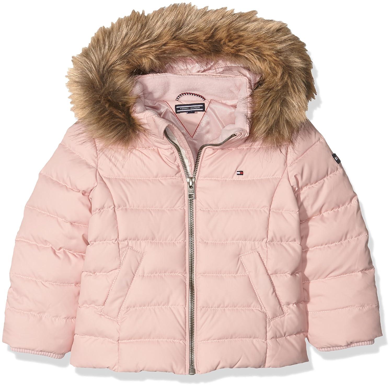 Tommy Hilfiger Mädchen Jacke Dg Thdw Basic Down Mini Jacket 2