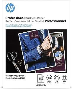 HP Brochure Paper | Matte | 8.5x11 | 150 Sheets