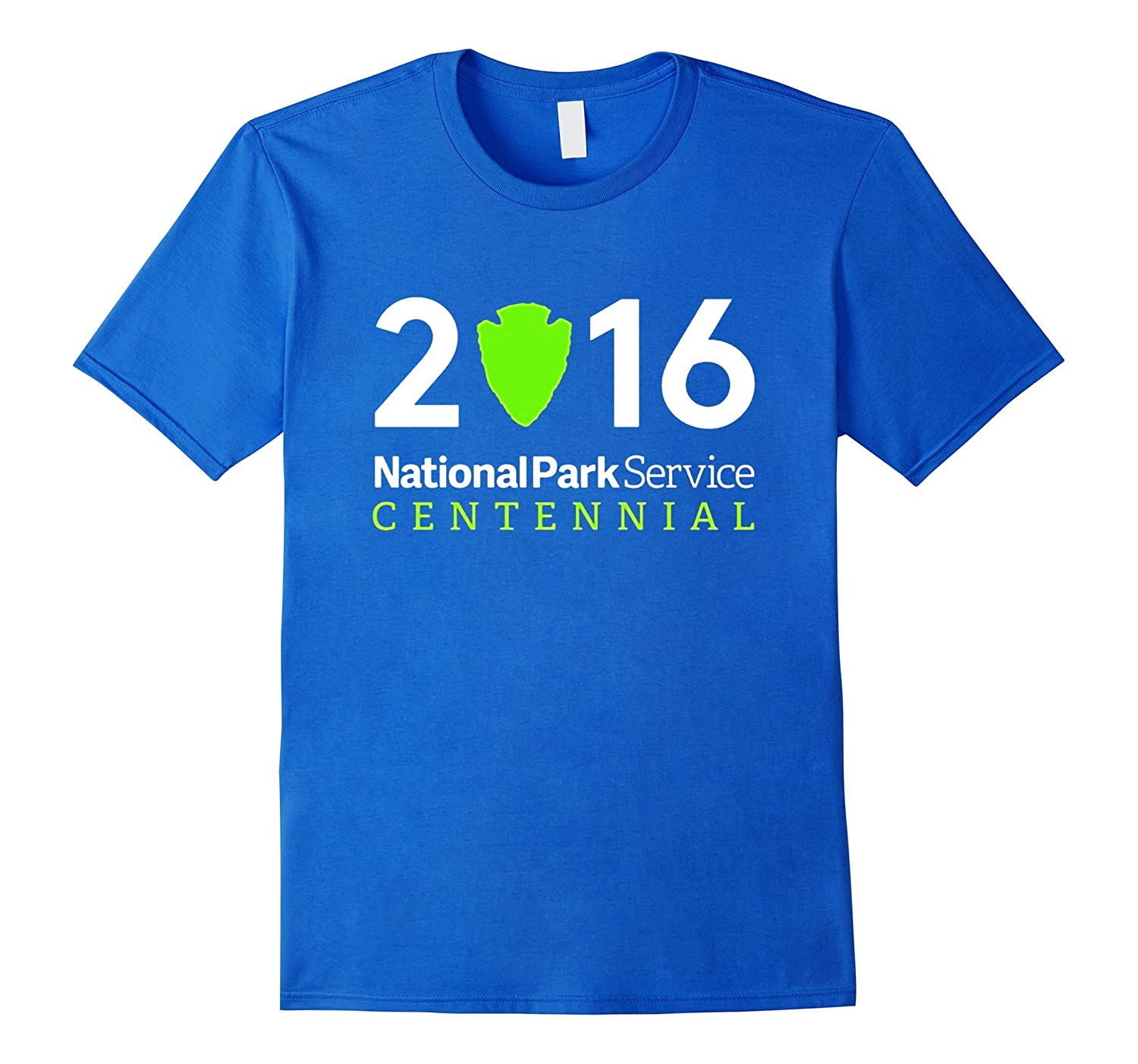 Celebra-ting 100 years National Park Services T-Shirt-TD
