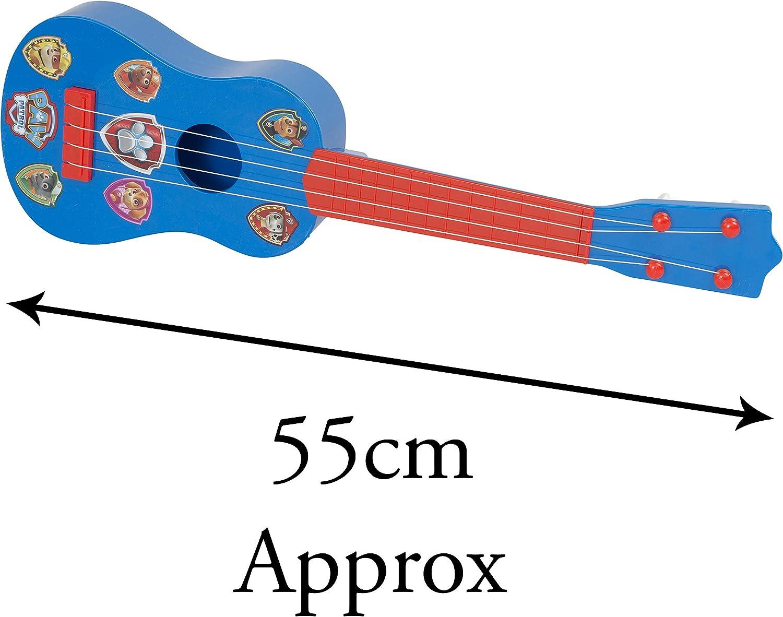 Paw Patrol 1383720 Spielzeuggitarre Rot Spielzeug