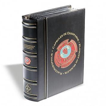 Leuchtturm 314674 Álbum para placas de cava VARIO-Classic: Amazon.es: Juguetes y juegos