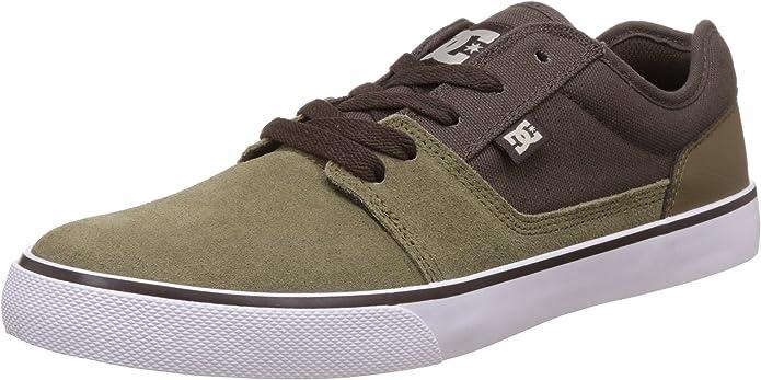 DC Shoes Tonik Sneakers Skateboardschuhe Herren Damen Unisex Erwachsene Braun