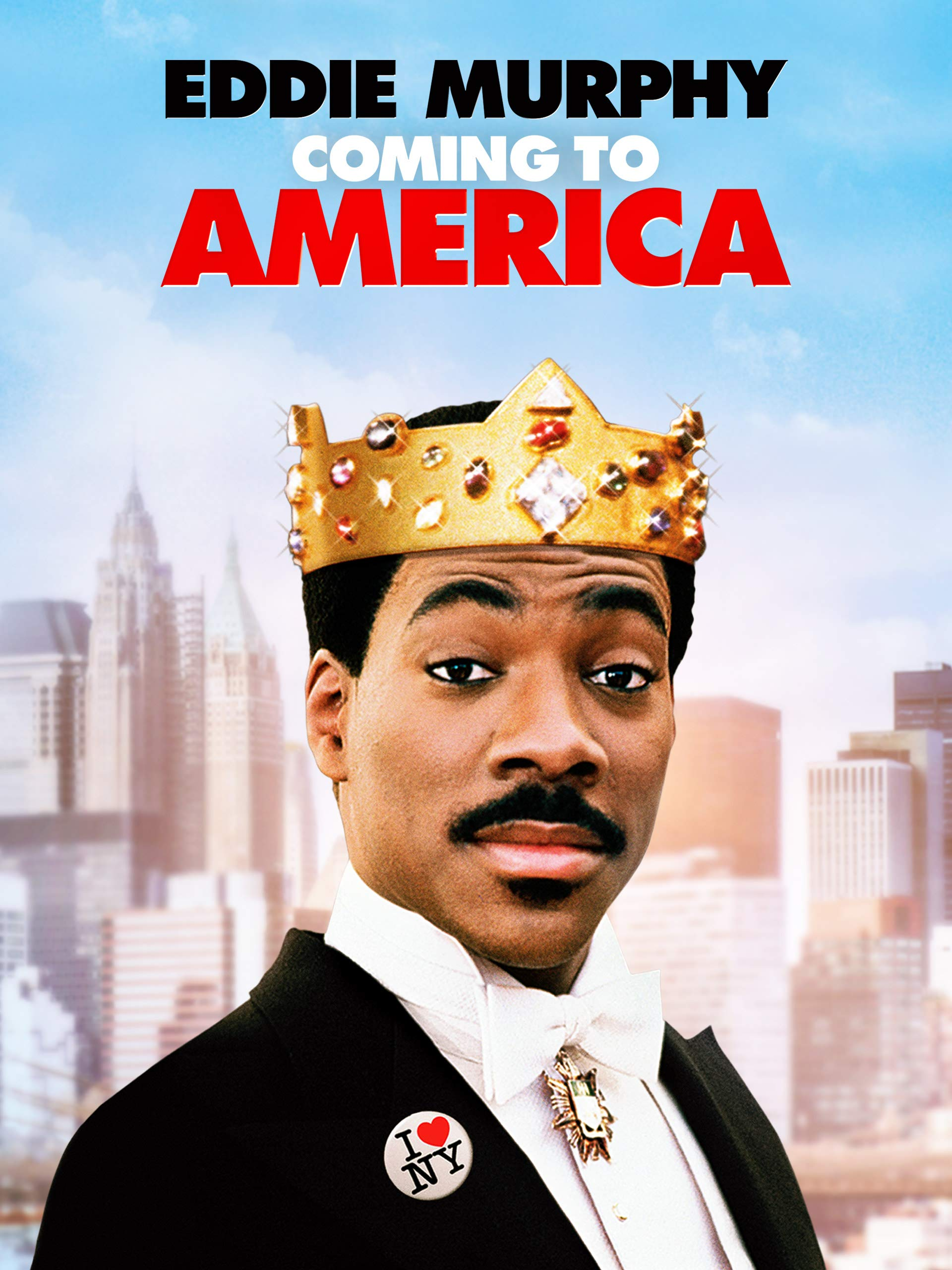 Coming to America on Amazon Prime Video UK