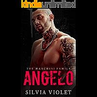 Angelo: A Dark Mafia Romance (The Marchesi Family Book 2) book cover