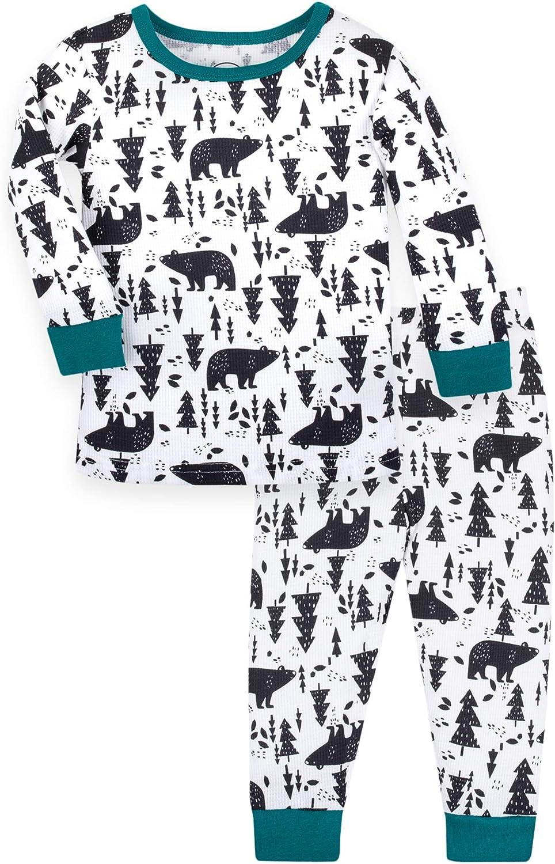 Boy Unisex Thermal Long John Set Long Sleeve Base Layer Lamaze Organic Baby boysLA3103830T19Organic Baby//Toddler Girl