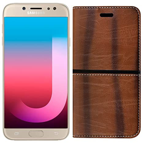 wholesale dealer a4940 f5a65 Roxel Samsung Galaxy J7 Pro Rich Boss Leather Flip: Amazon.in ...