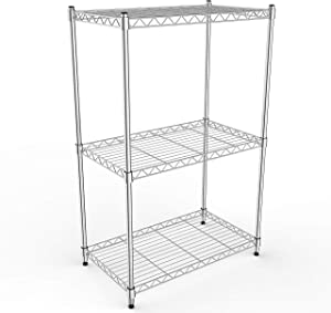Simple Deluxe HKSHLF23133703C Shelf, 231337 Inch, Chrome