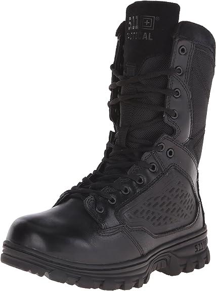 5 Men's Military 12310 Evo ZipShock Absorbing 8 BootsSide Work HeelStyle Tactical 11 Inch 3Lj5Aq4R