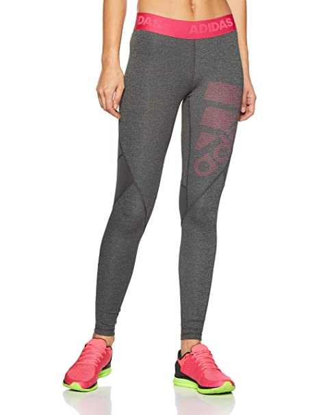 84bceb79b299e9 Adidas Women's Sports Tights: Amazon.in: Clothing & Accessories