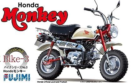Buy Fujimi 14127 1 12 Honda Monkey Mini Bike Online At Low Prices In