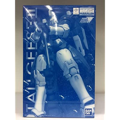 MG Master Grade 1/100 OZ-00MS2 Tallgeese II Limited Model Kit by Gundam: Toys & Games