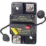 Blue Sea Systems 187 Series, 285 Series & Klixon Circuit Breakers, 285 Series, Surface Mount, 150A DC