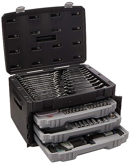 :GEARWRENCH 80944 - 232 Pc. Mechanics Tool Set in 3 Drawer Storage Box