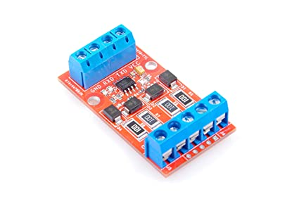 Amazon com: KNACRO RS422 to TTL/UART/MCU Serial Port Signal