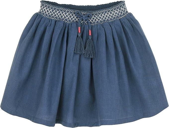 BONDI - Falda - para niña azul marino 4 años : Amazon.es: Ropa y ...