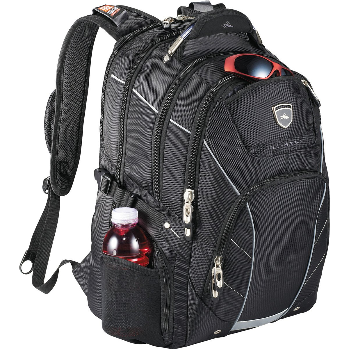 efa8877da227 High Sierra Elite Fly By Laptop Backpack- Fenix Toulouse Handball