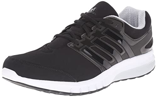 competitive price 8618b db8d3 adidas Performance Men s Galaxy Elite 2 M Running Shoe Black Black Clear  Grey 6.5 D(M) US  Buy Online at Low Prices in India - Amazon.in