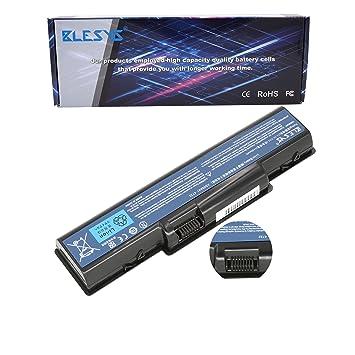 BLESYS - Bateria de laptop Reemplazo para PACKARD BELL EasyNote TJ61 TJ62 TJ63 TJ64 TJ65 TJ66