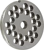Reber 4312A8 - Cuadrícula para picadora de carne, color gris