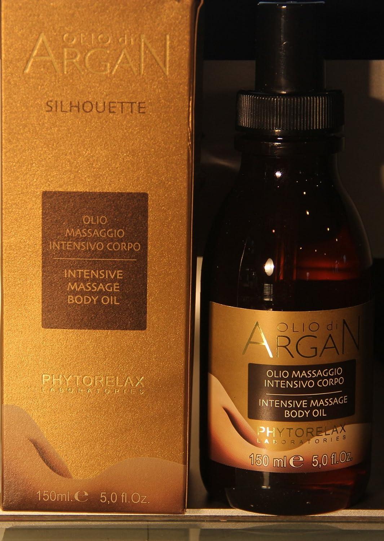 Phytorelax Aceites de Masaje Silhouette Argan 150.0 ml