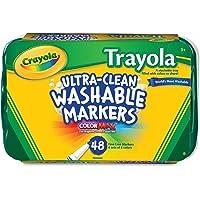 Crayola 48ct. Trayola Washable Markers Fine