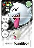 Nintendo 3DS - Amiibo Super Mario - Boo Figurina