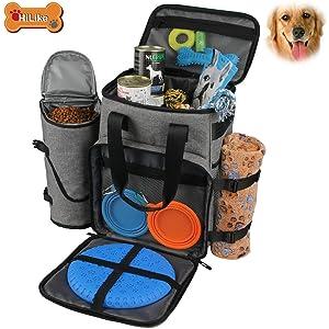 New Puppy Checklist: Travel Bag for Dog