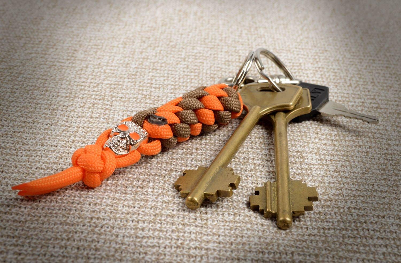 Handmade Paracord Schlüsselanhänger Frauen Accessoires Schlüssel ...