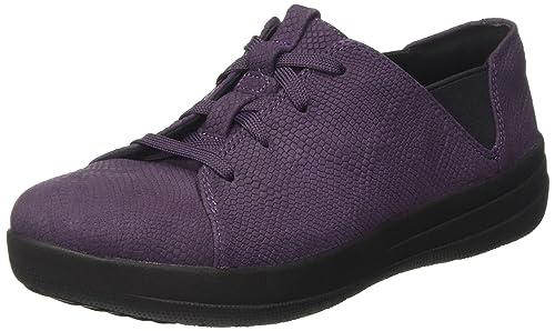 Fitflop F-Sporty Laceup Sneaker, Zapatillas para Mujer: Amazon.es: Zapatos y complementos
