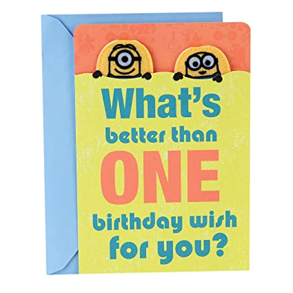 Image Unavailable Not Available For Color Hallmark Birthday Greeting