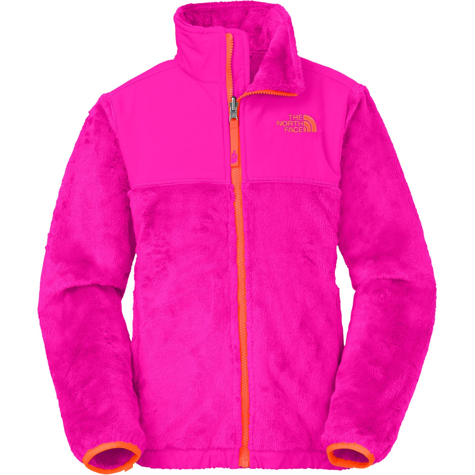 The North Face Denali Thermal Jacket Girls Luminous Pink XL18 by The North Face