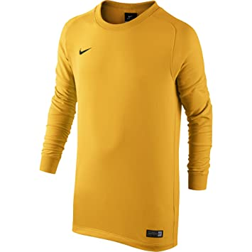 Nike Long Sleeve Top Yth Park Goalie II Jersey - Camiseta de fútbol unisex, color