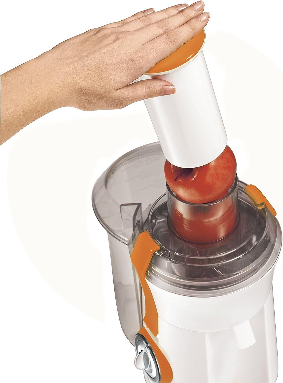 Hamilton Beach Big Mouth extractor de jugo: Amazon.es: Hogar