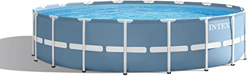 Intex 18ft X 48in Prism Frame Pool Set