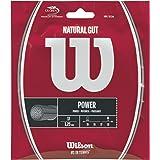 Wilson(ウイルソン) テニス ストリング ガット NATURAL GUT 17 (ナチュラルガット 17) WRZ999900