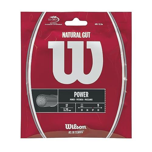 ウィルソン NATURAL GUT17