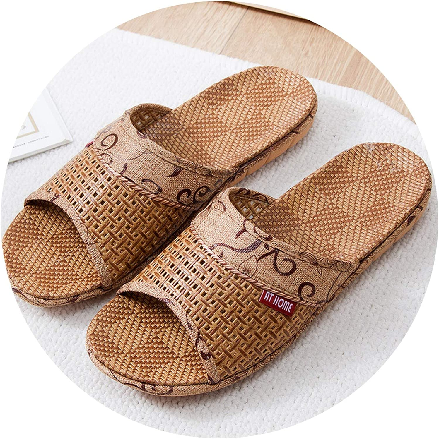 Ablaze Jin mens slippers Home Breathable Indoor Floor Beach Slides Boys Gift Flat Shoes