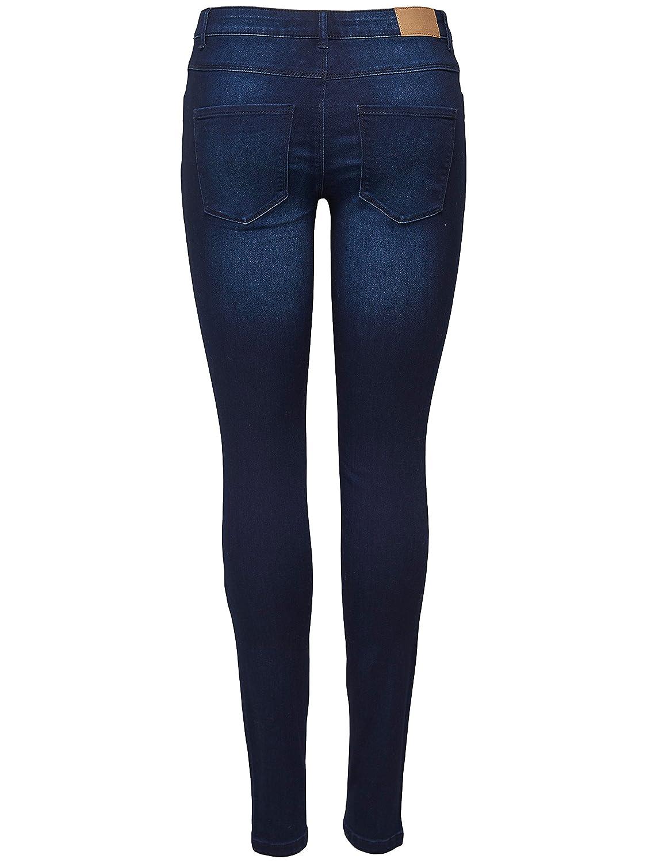 JACQUELINE de YONG Jeans Jeanshose Regular Waist JDYSKINNY ULLE 15140336