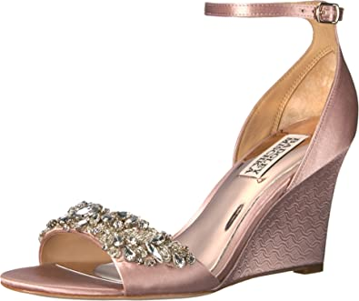 e7c3c2699c38 Amazon.com  Badgley Mischka Womens Tyra  Shoes