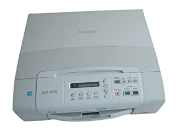 Brother DCP-165C Printer/Scanner Drivers for Windows 7