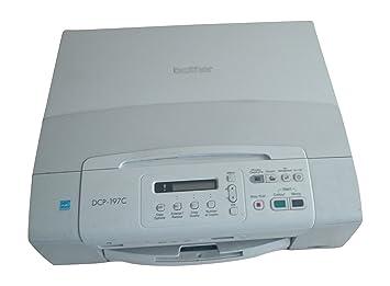 Brother DCP-165C Printer/Scanner Last