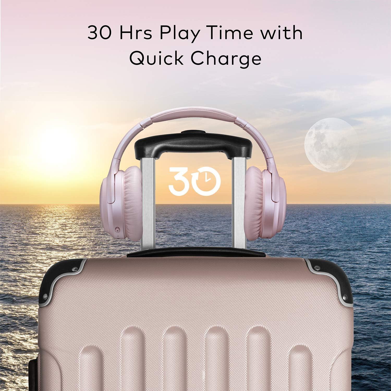 Auriculares inal/ámbricos Bluetooth Auriculares 5.0 Reducci/ón de Ruido inal/ámbrica Hi-Fi Deportes inal/ámbricos Est/éreo en la Oreja Auriculares Bluetooth Mini Auriculares para iOS Android (W-26)