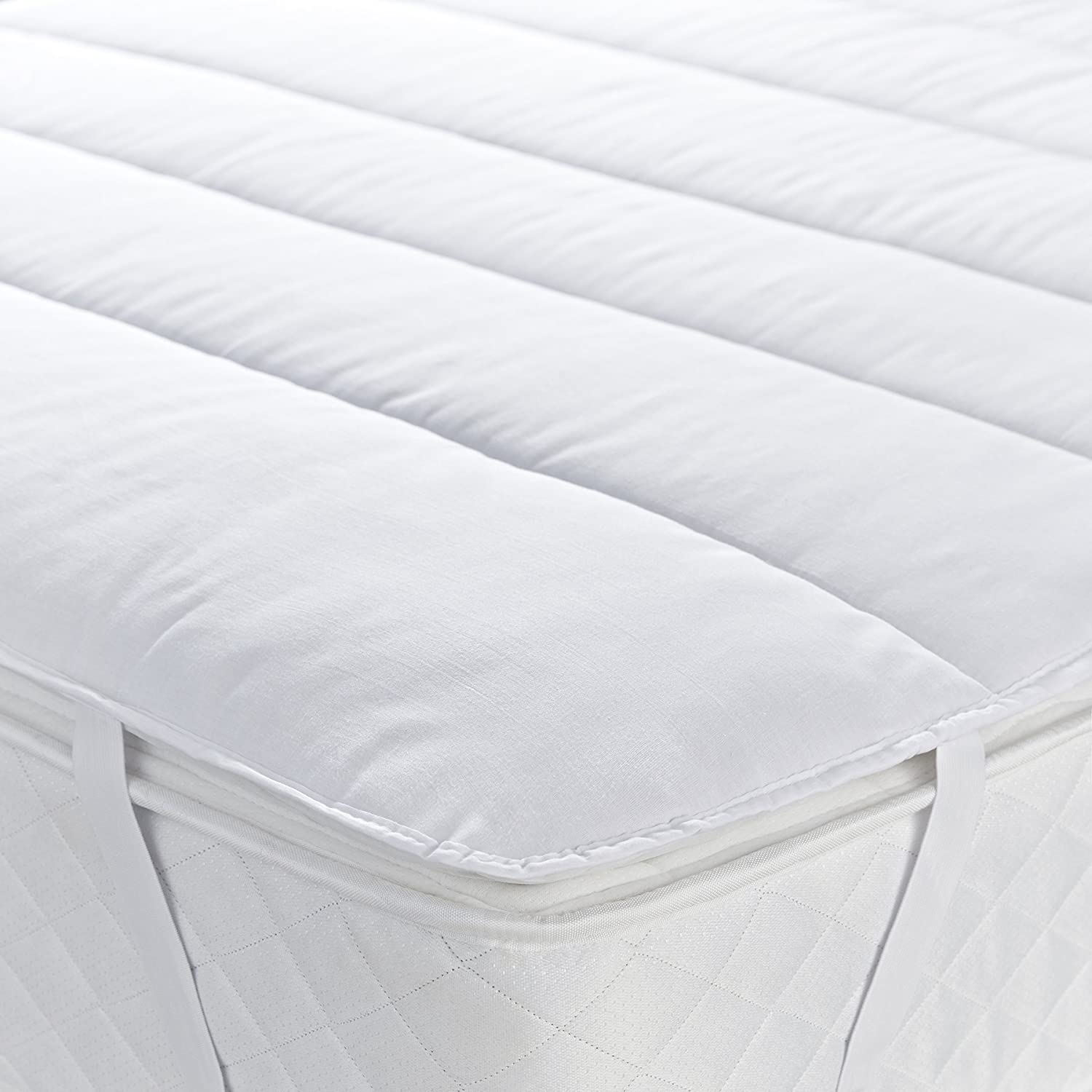 silentnight cooler summer mattress topper double amazon co uk