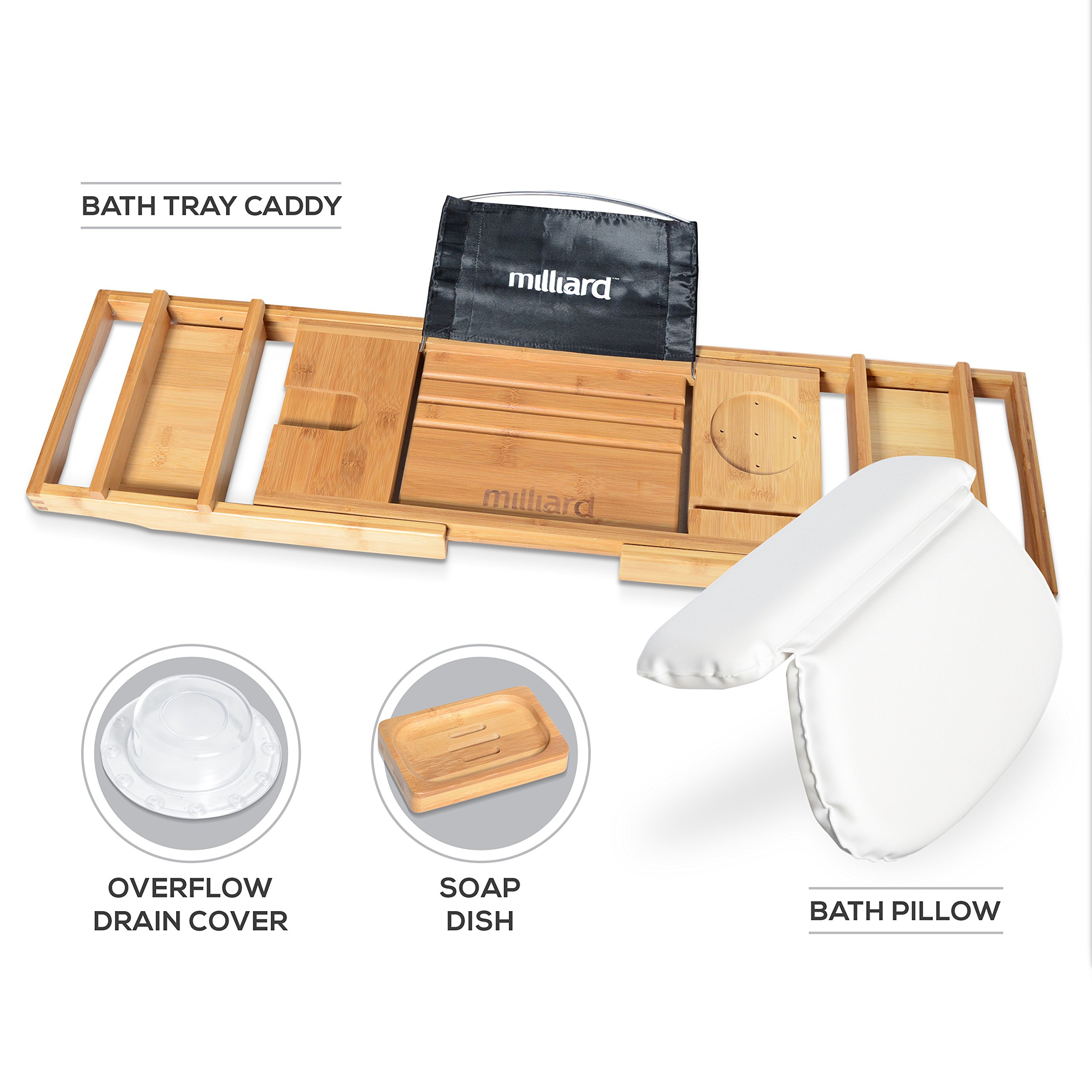 Best Rated in Bathtub Trays & Helpful Customer Reviews - Amazon.com