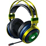 Razer Nari Ultimate Wireless 7.1 Surround Sound Gaming Headset: THX Audio & Haptic Feedback, Auto-Adjust Headband, Chroma RGB