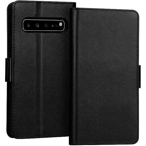 Amazon.com: Ghostek Exec Leather Flip Folio Card Wallet Case ...