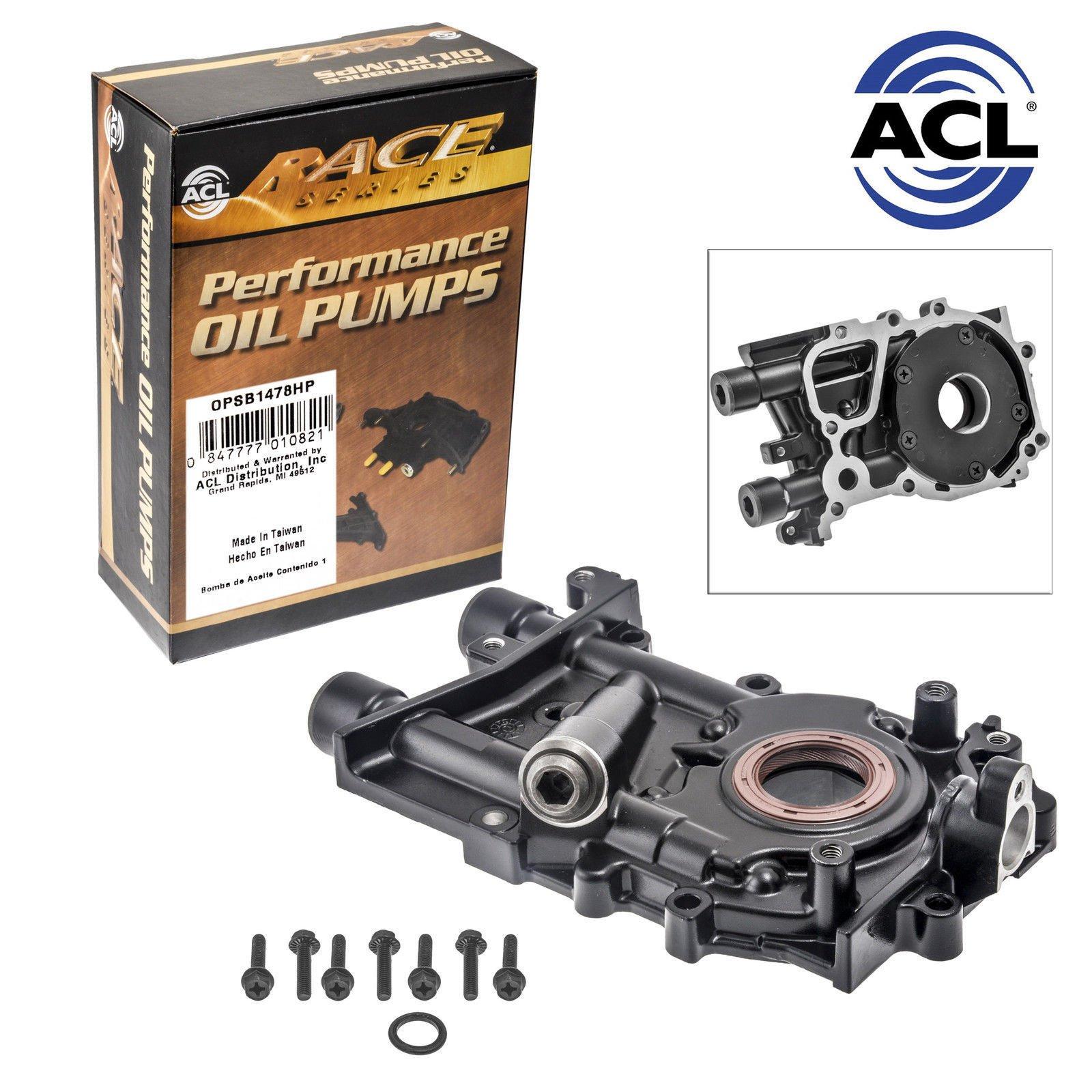 ACL/Orbit Racing Peformance Oil Pump for Subaru WRX STI EJ20 EJ22 EJ25 EJ257 (Subaru EJ Series) by Falcon Performance