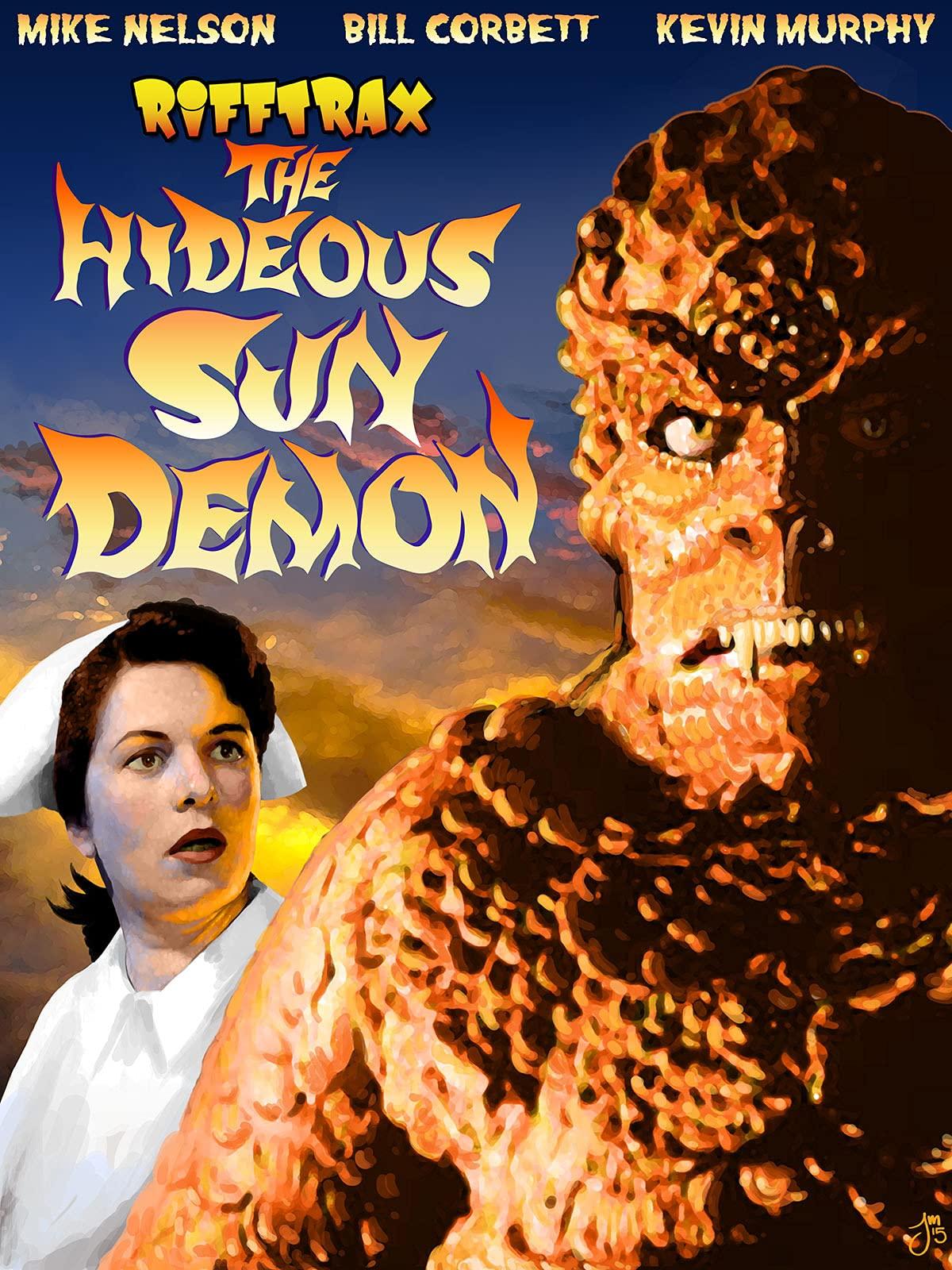 RiffTrax: The Hideous Sun Demon on Amazon Prime Video UK