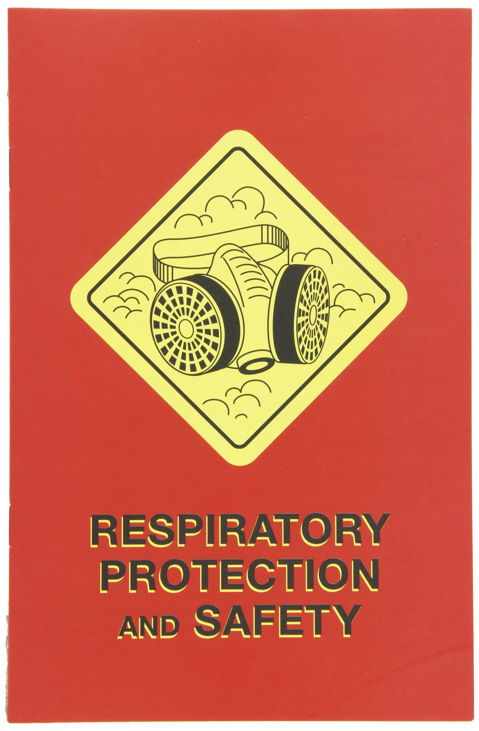 MARCOM Respiratory Protection and Safety Employee Booklet (Pack of 15)